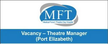 Vacancy - Theatre Manager